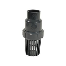 FV1 - Sorb cu clapeta PVC-U