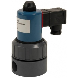 EV150 - Ventil electromagnetic PVC-U - PP - PTFE