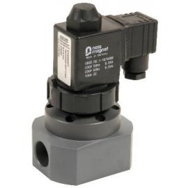 EV160 - Ventil electromagnetic PVC-U - PP - PTFE