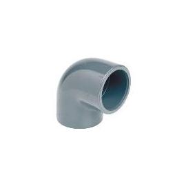 C90CC - Cot PVC 90°