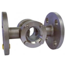2245 - 2246 - Vizor inox cu paleta SKB2