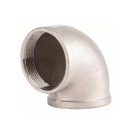 2070 - Cot inox 90° Fi-Fi