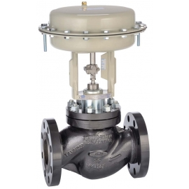 KA10 - Robinet ventil de reglaj cu actionare pneumatica ANSI 150 - ANSI 300
