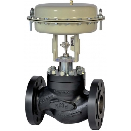 KA20 - Robinet ventil de reglaj cu actionare pneumatica ANSI 600