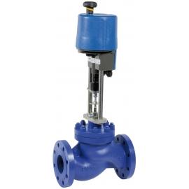 FLY - Robinet ventil  de reglaj cu actionare electrica