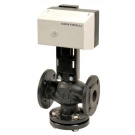 2FGB - Robinet ventil de reglaj cu actionare electrica 2 cai
