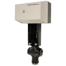 VSB+MVH - Robinet ventil de reglaj cu actionare electrica 2 cai