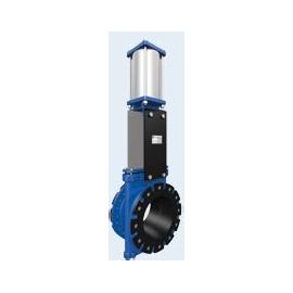 GA - GL - Robinet cutit cu actionare pneumatica industria miniera