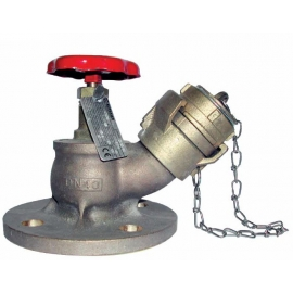Robinet hidrant unghi 45°