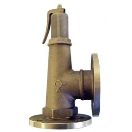 379 - Supapa siguranta bronz flanse PN40