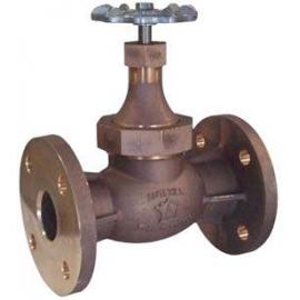 402 - Robinet ventil bronz flanse PN30