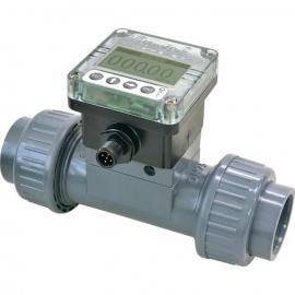 EPR1 - Debitmetru cu palete PVC-U