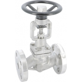 472 - Robinet ventil inox PN40