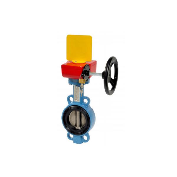 1148 – Robinet Fluture Incendiu Wafer Corp Fonta Ductila Clapa Inox Garnitura EPDM