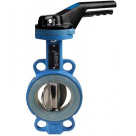 1183 – Robinet Fluture Wafer Corp Fonta Ductila Clapa Inox Garnitura Silicon Alimentar