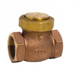350 – Robinet Retinere Cu Ventil Bronz PN25