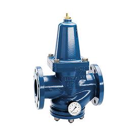 D17P - Reductoare presiune fonta ductila flanse PN25
