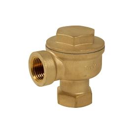 TKK 11 - Oale de condens termostatice alama in unghi