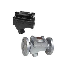 TKK 2Y - Oale de condens termostatice otel PN40
