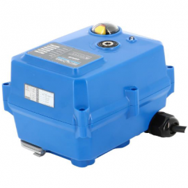 TCR 11N - Actionare electrica 110 Nm