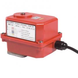 UM1.5 - Actionare electrica 15 Nm
