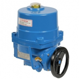 NA250 - Actionare electrica 2500 Nm