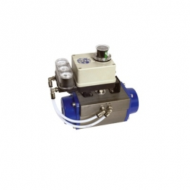 R99P - Pozitioner pneumatic