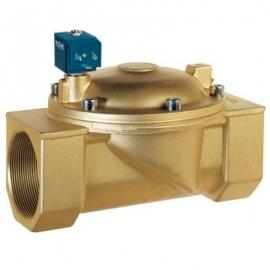 86 - Ventil electromagnetic servo-asistat normal inchis