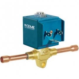 68 - Ventil electromagnetic actionare directa normal inchis pentru instalatii frigorifice