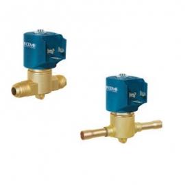 SC68 - Ventil electromagnetic actionare asistata normal inchis pentru instalatii frigorifice