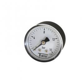 1640 - Manometre carcasa plastic d40mm