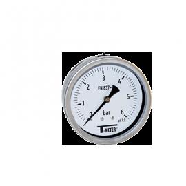 1625 - Manometre glicerina axial d100mm