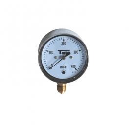1633 - Manometre gaz d63mm