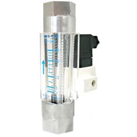 2285 - SF - Debitmetru policarbonat cu flotor
