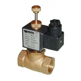 MSVO - Electroventil gaz reamare manuala normal deschis