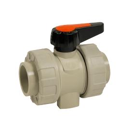 C200 - Robinet sfera PVC-U - PP - PVDF