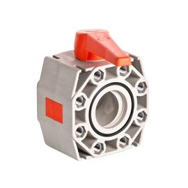 C110 - Robinet sfera Wafer PVC-U - PP - PVDF