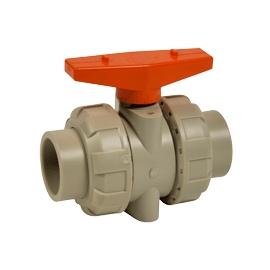 CL1 - Robinet sfera PVC-U - PP